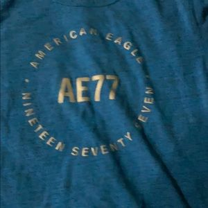 Men's medium AE  t shirt